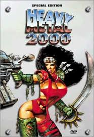 heavy metal 2000 dvd