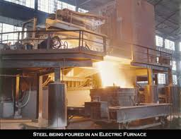 iron steel industry