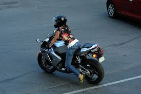 girls motorcycle