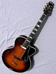 d angelico archtop