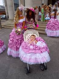 irish traveller weddings
