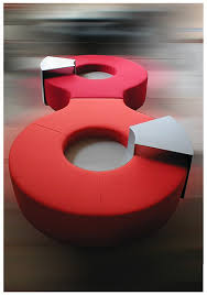 contemporary office seating