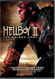 hellboy 2 the golden army dvd