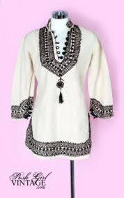 1960s hippie clothing