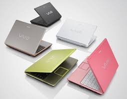 laptops of sony