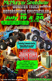 monster jam posters