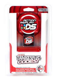 action replay ds cord