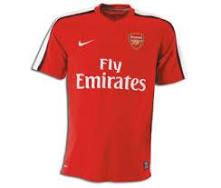 shirts arsenal