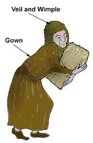 medieval peasant clothing