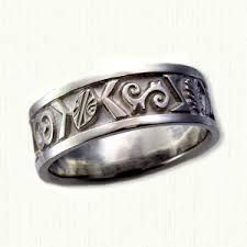 african wedding ring