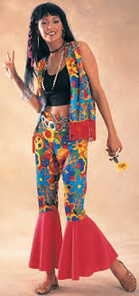 flower power outfits