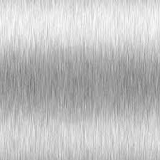 aluminum brushed