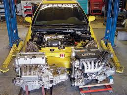engines honda civic