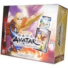 avatar the last airbender cards
