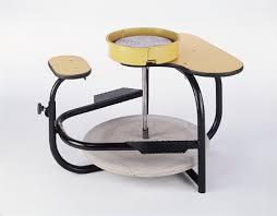 potters kick wheel