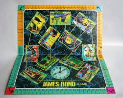 james bond board games