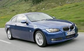 2007 bmw 335xi coupe