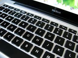 macbook aluminum keyboard