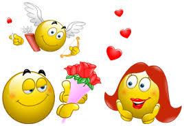 emoticon flowers