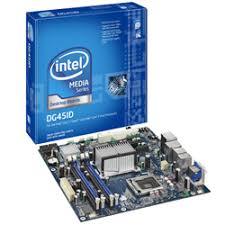desktop board dg45id