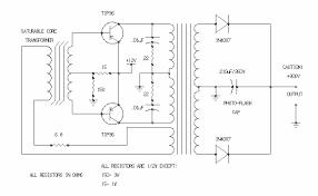 power inverter schematic