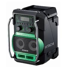 hitachi radio