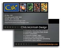 name card design sample