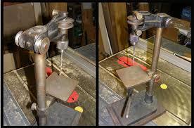old drill presses