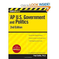 ap government and politics textbook