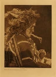 american indian head dresses