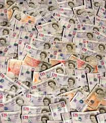 pictures of english money