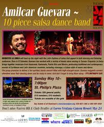 salsa concert