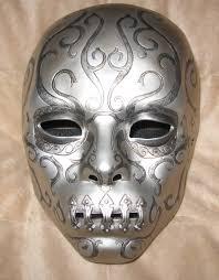 bellatrix mask