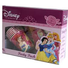 disney princess party packs