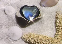 heart of the ocean ring