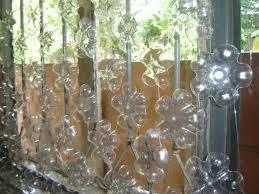 cortina garrafa pet