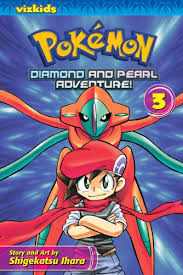 pokemon diamond and pearl adventures