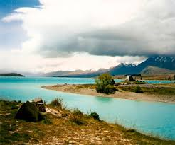 south island in new zealand
