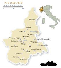 italian alps map