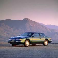 mercury cougar 97