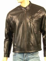 biker style leather jackets