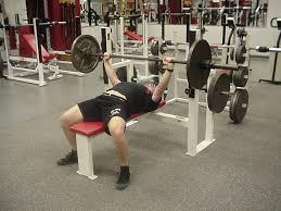 bench press 200