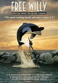 free willy posters