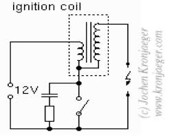 ignition coil schematic