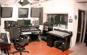 hip hop recording studio