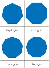 geometric plane shapes