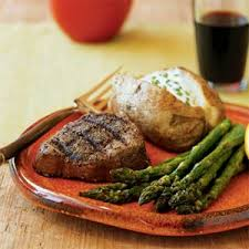 filet mignon steak