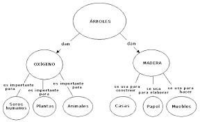 mapa conceptual en word
