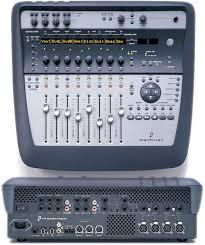 digi 002 control surface