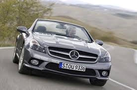 new sl mercedes
